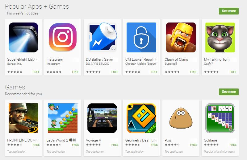 popular-android-free-apps