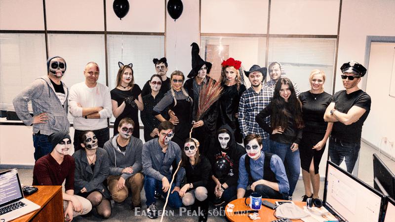 happy halloween from eastern peak software