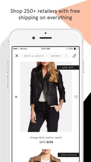 mona-app-screen-example-mcommerce-and-personal=shopper-apps