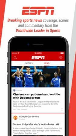 ESPN-application