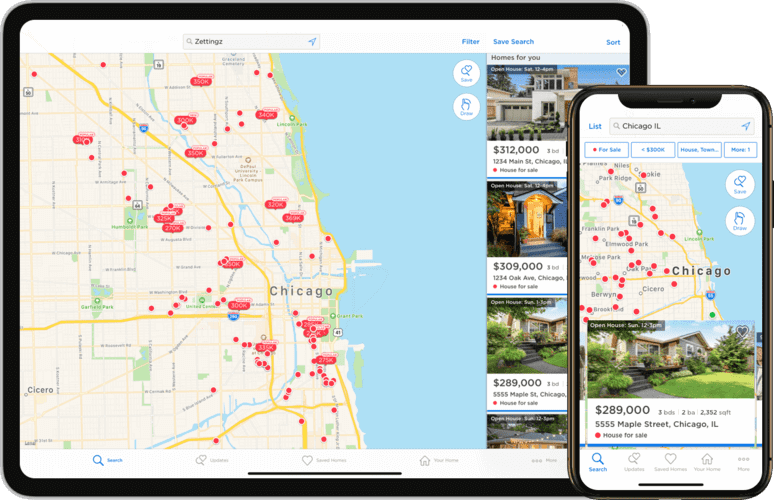 zillow-real-estate-app